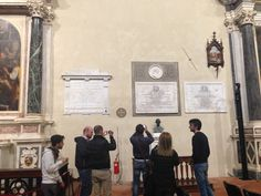 La tomba di Luigi Boccherini  #InvasioniDigitali #SanFrancesco #Lucca