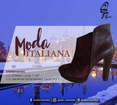 Te traemos las últimas tendencias en moda italiana #GuidoColombia #moda #bogotá