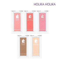 [Holika Holika] Piece Matching Blusher 10 Colors Long-lasting / Korean Cosmetic #HolikaHolika
