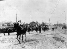Finlandia. Desfile 1918. Foto gentileza Sr Manuel Gimenez Puig