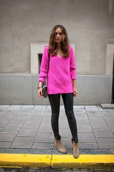 pink is the new everything.
