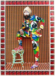 artruby:  Hassan Hajjaj.