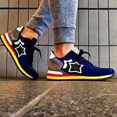 ATLANTIC STARS ⭐️⭐️⭐️ Coming soon #atlanticstars #frankchicos #ourense #galicia #vigo #coruña #santiago #top #premium #sneakers #madeinitaly #cool #menswear #mensfashion #menstyle #casual #highquality #bestbrands #stars #italianstyle