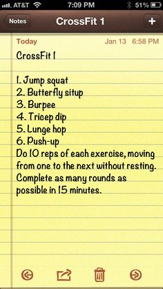 CrossFit workout www.realdealsontheweb.com www.advocare.com/130433273 whole body workout crossfit AMRAP