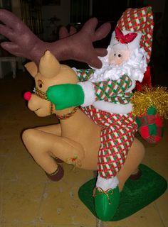 Reindeer, René