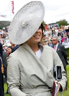 9ef1984e000 Princess Eugenie at Goodwood Races