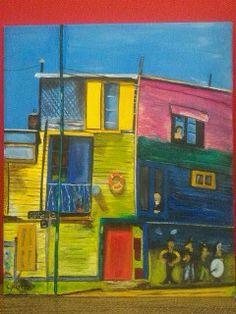 Pintura óleo 2015