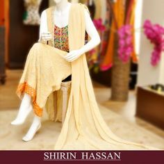 Shirin Hassan Beautiful Winter Dresses 2014 For Girls and Women (2)