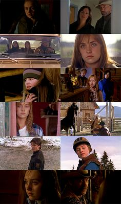 """tybordin: """" - Coming Home """" """"Well my daughter died trying to save that horse and I don't want my granddaughter growing up thinking she died for nothing. Heartland Georgie, Heartland Season 11, Heartland Quotes, Heartland Ranch, Heartland Tv Show, Ty Y Amy, Netflix Tv Shows, Alisha Newton, Amber Marshall"""