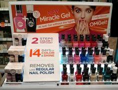 06-23-2014 Sally Hansen Miracle Gel nail polish
