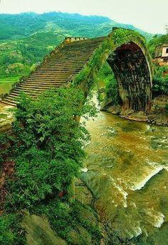 Brücke aus der Ming-Dynastie