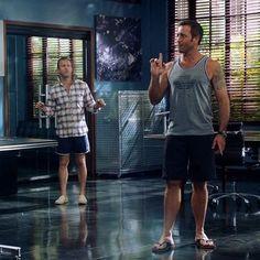 Danny & Steve | Hawaii Five O