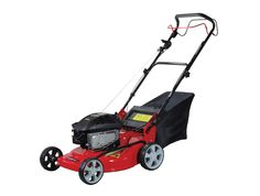 The CAMON Taurus 46 TH is a self-propelled steel deck rotary mower.  Powered by a recoil start Honda engine, this reliable lawnmower features a large collection bag and 5 different cutting heights.      This self propelled mower is ideal for medium sized gardens and all types of customer.     Price - £514.80