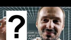 ASMR Binaural Role Play Guess What It Is #3