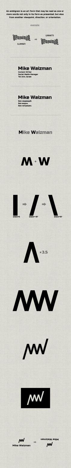 MW #Logo #Brand #Identity