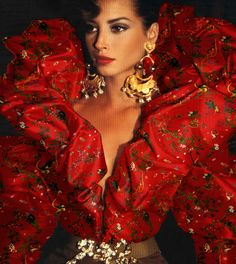 Want to look as good as Christy Turlington if Christian Lacroix had used…