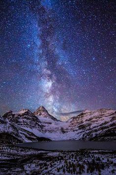 Mt. Assiniboine, British Columbia