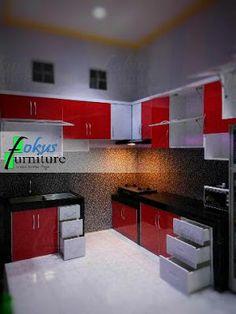 kitchen set,dapur murah permeter bekasi cakung