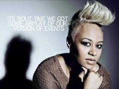 Emeli Sandé - Read All About It (pt III) [Lyrics On Screen] - YouTube