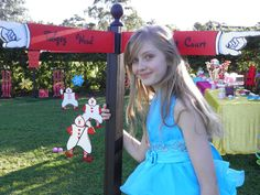 Alice in Wonderland Tea Party by Party Prop Hire | CatchMyParty.com