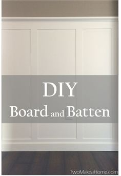 30 diy board and batten, foyer, how to, wall decor, woodworking projects Cheap Home Decor, Diy Home Decor, Room Decor, Home Improvement Projects, Home Projects, Home Renovation, Home Remodeling, Installing Wainscoting, Wainscoting Styles
