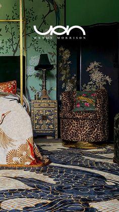 Dream Home Design, Home Interior Design, House Design, Maximalist Interior, Bohemian Decor, Bohemian Design, Eclectic Decor, Dining Room Design, Home Decor Furniture