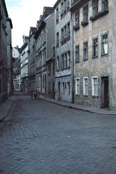 Naundörfchen 1940 (Foto: Werner Stein / wortblende); Geheimtipp Leipzig   Das alte Naundörfchen
