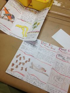 The Good Life: Third Grade - Students research 2 states and make a brochure about them.