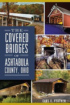 The Covered Bridges of Ashtabula County, Ohio (Paperback) Vacation Places, Vacation Trips, Places To Travel, Places To See, Vacation Ideas, Family Vacations, One Day Trip, Day Trips, Ohio Destinations