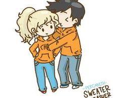 Sweater Weather percabeth:3
