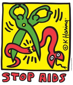 Arete Preparatory Academy students saw the works of Keith Haring demonstrating the power of art to bring awareness of social issues.
