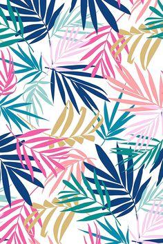 New wall paper sperrbildschirm palmen Ideas Colorful Wallpaper, Fabric Wallpaper, Pattern Wallpaper, Aztec Wallpaper, Pink Wallpaper, Cute Wallpapers, Wallpaper Backgrounds, Iphone Backgrounds, Screen Wallpaper