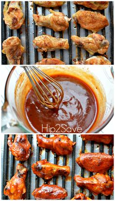 How to make chicken wings Hip2Save