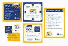 New Mind Campaign will die psychische Gesundheit von A & E-Mitarbeitern verbessern Web Design, Layout Design, Mental Health Campaigns, Improve Mental Health, Instagram Design, Book Layout, Social Media Design, Presentation Design, Health And Wellbeing