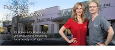 Doctor Bomer and Doctor Bouzoukis from Rejuvent are facial plastic surgeons from the Scottsdale, Phoenix area. They specialize in Rhinoplasty, facelifts, eyelid surgeries and facial rejuvenation.