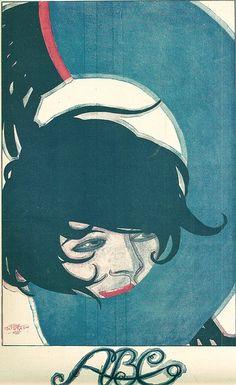 ... Barradas, ABC magazine, 1922 - cover