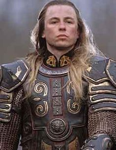 Théodred; only son and heir of King Théoden of Rohan.His mother, Elfhild, died in childbirth. Théodred grew up together with his cousin Éomer. Théodred held the title of Second Marshal of the Mark, and was slain in the First Battle of the Fords of Isen defending the islet in the middle of the ford. With no siblings, this made his cousin, Éomer, heir to the throne of Rohan.
