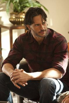 True Blood 4.1 or 4.2 when Sookie went to see him after she got back from the Fairy lands.