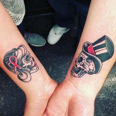Najlepsze Obrazy Na Tablicy Tatuaże Dla Par 36 W 2019