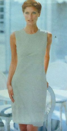 Vogue Dress, Top, and Skirt Sewing Pattern