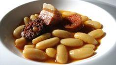 #fabes. #Fabada Asturiana en #CasaMarcial