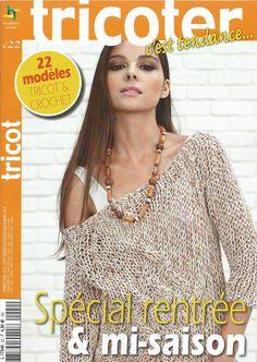 """catalogue TRICOT """"tricoter c'est tendance"""" : Matériel Tricot par angelinatricote"""