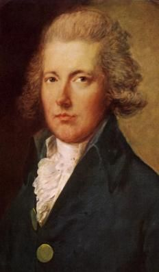 William Pitt the Younger – Attributed to Thomas Gainsborough (c. 1804) Prime Minister 1783 – 1801; Chancellor of the Exchequer 1804 – 1806