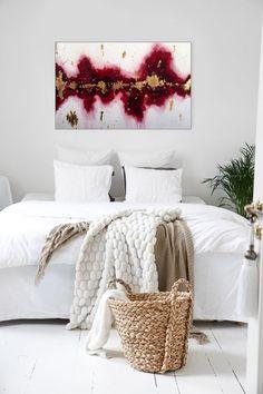 Minimalist Bedroom Interior Home Office minimalist home vintage interior design.Minimalist Home Tour White Kitchens minimalist bedroom carpet chairs. All White Room, White Rooms, White Room Decor, Minimalist Bedroom, Minimalist Home, Minimalist Interior, Deco Design, Design Trends, Design Ideas