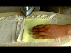 Removing Fullness From A Hemline