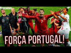 Força Portugal! - Euro 2016 (VÍDEO MOTIVACIONAL) - Seleção Portuguesa - Vídeo de apoio - YouTube