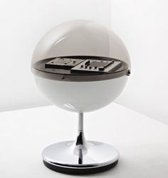 VISION 2000 STEREOPHONIC HI-FI SYSTEM by THILO OERKE (1971)