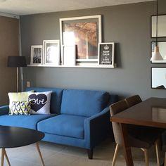 Sala y comedor diseñado por Decohunter!  Conoce más de cómo te podemos ayudar a diseñar tus espacios en: www.decohunter.com/decostudio #decoestudio #decohunter #decoracion #diseñointerior #compracolombiano