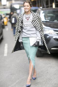 Agora que o Fashion Week acabou definitivamente e eu já voltei de viagem resolvi fazer um post com todos os looks desde NY até Paris! Qual vocês mais gostaram?