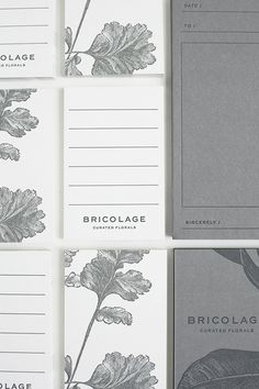 Branding for a Florist / By Go Forth Creative